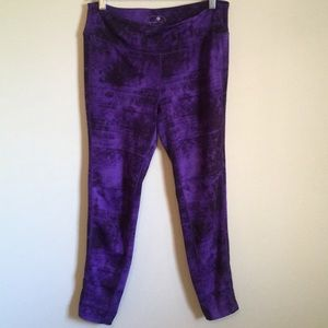 Gorgeous Purple Tangerine Yoga Pants